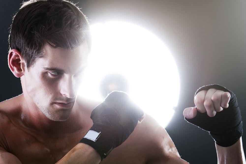 boxer orbital trauma