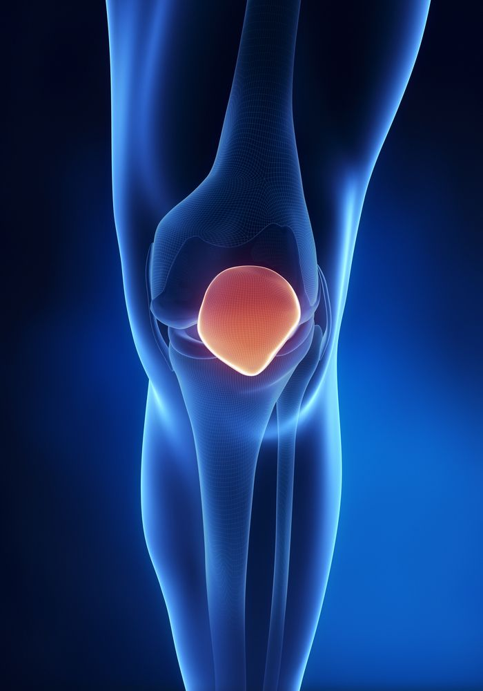 Knee pain and joint problems