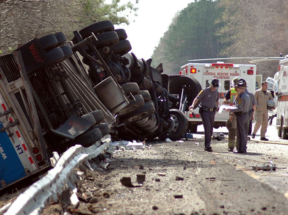 Dump Truck Car Accidents - Walnut Creek, CA Bowles & Verna