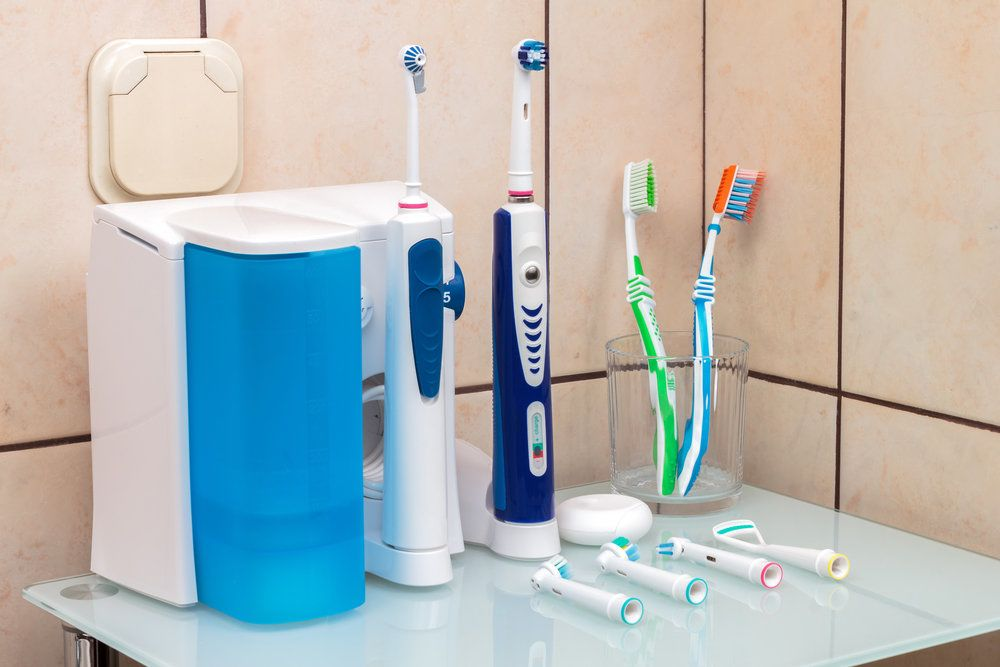 Different toothbrush systems
