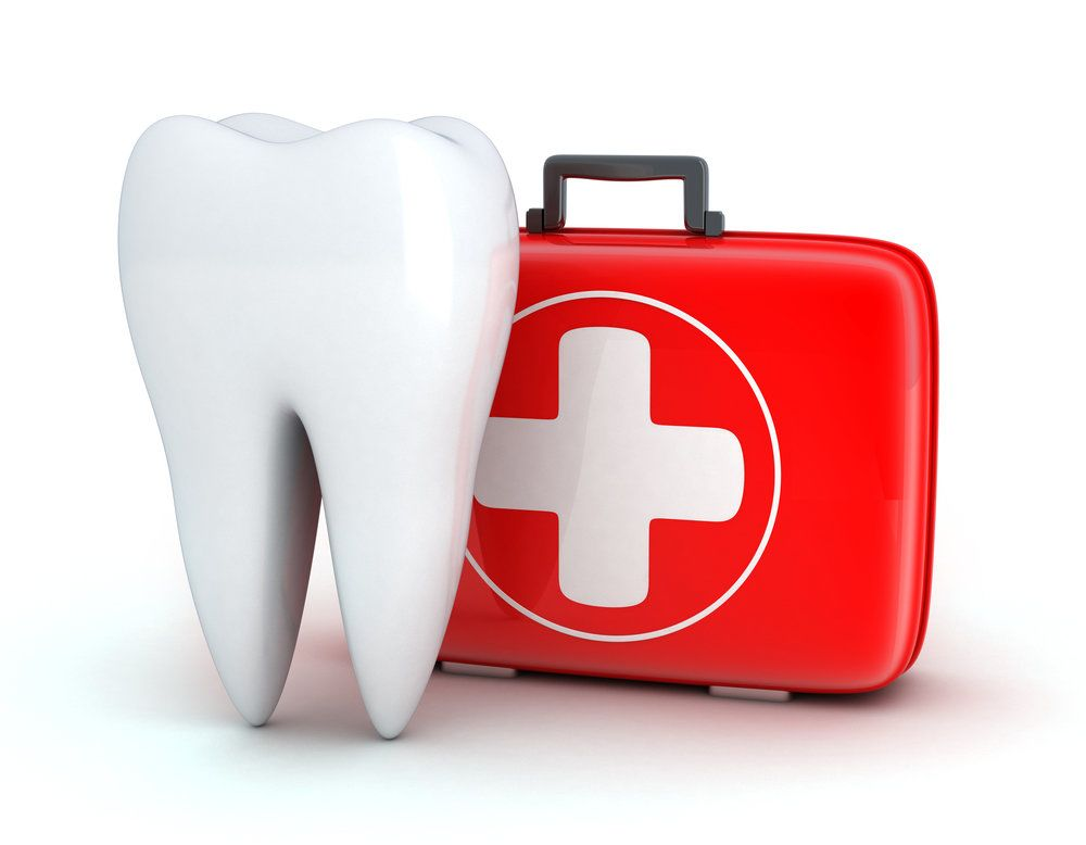 Emergency dental care services