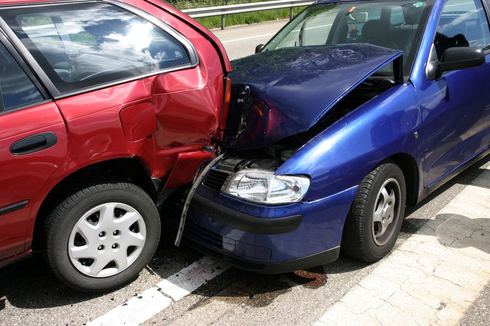 Auto Accidents and Tailgating