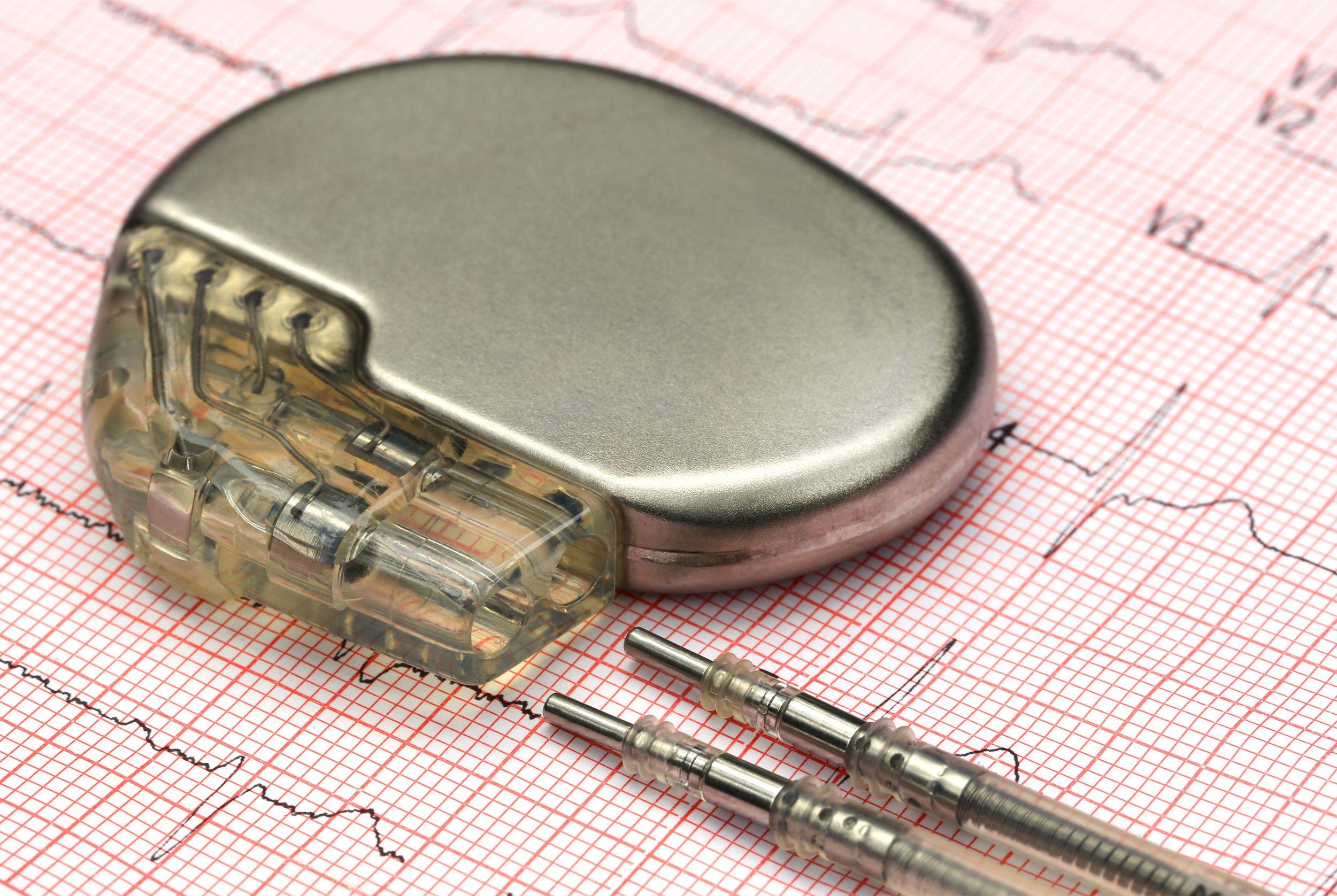 A pacemaker