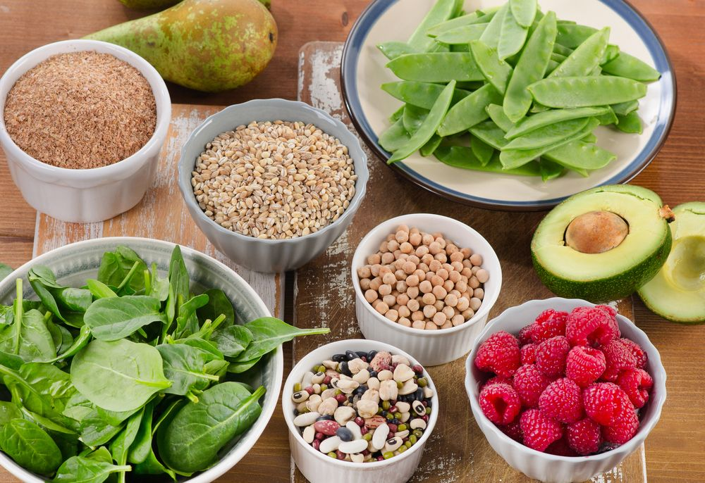 Fruits, vegetables, and grains suitable for a gastric bypass diet