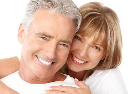 Dental implants provide exceptional support.