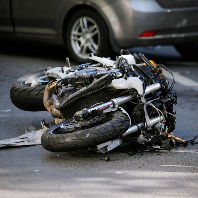 Motorcycle Accident Statistics In Utah