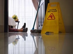 Sacramento Wet Floors and Slip and Fall Accidents