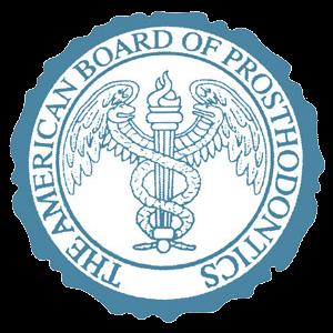 American Board of Prosthodontics logo