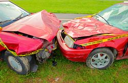 Head-on Auto Accident