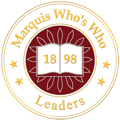 Marquis Who's Who Leaders logo