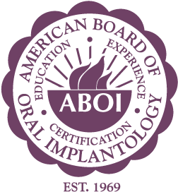 Logo of American Board of Oral Implantology