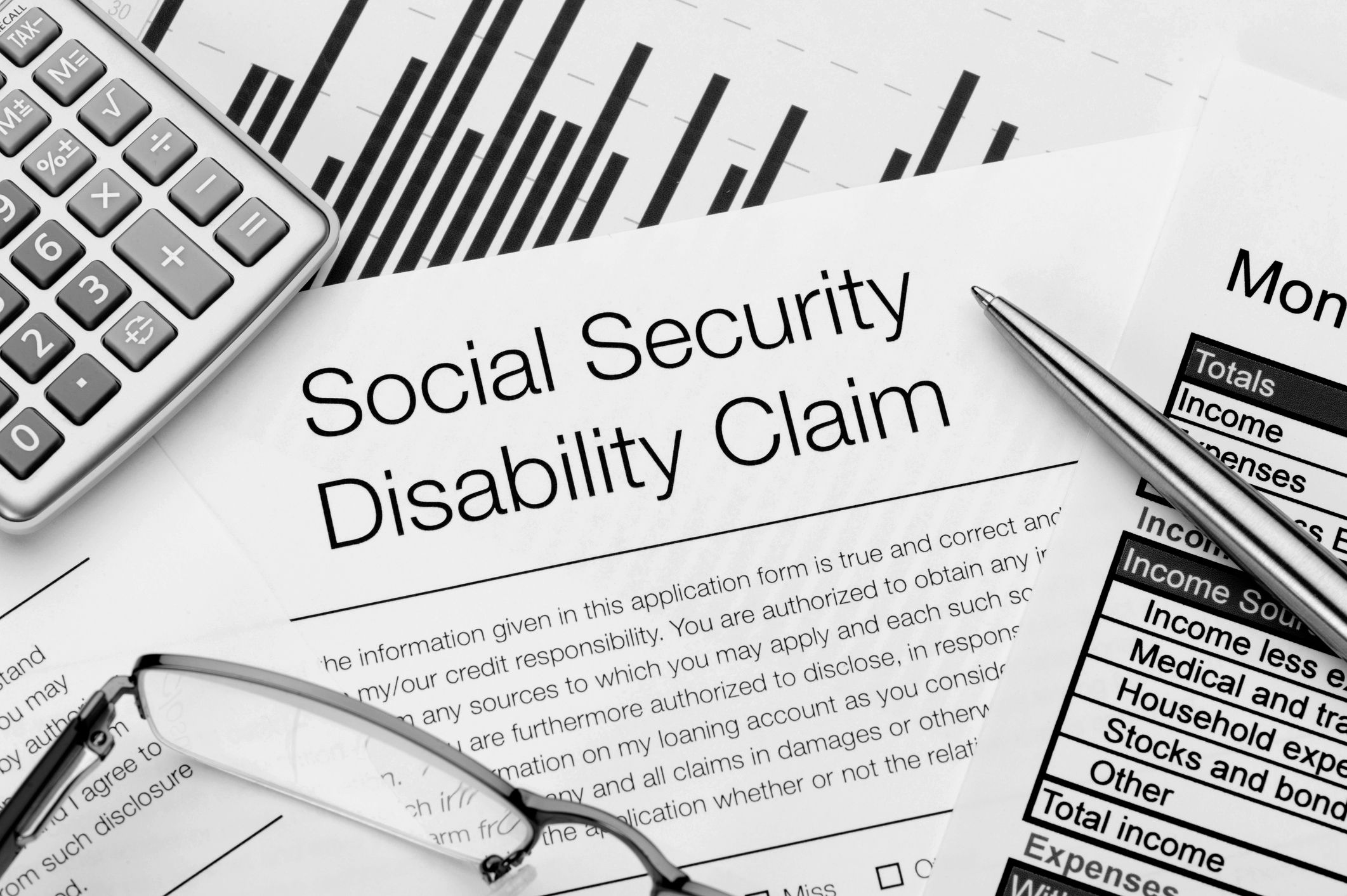 Social Security Disability Insurance (SSDI) claim