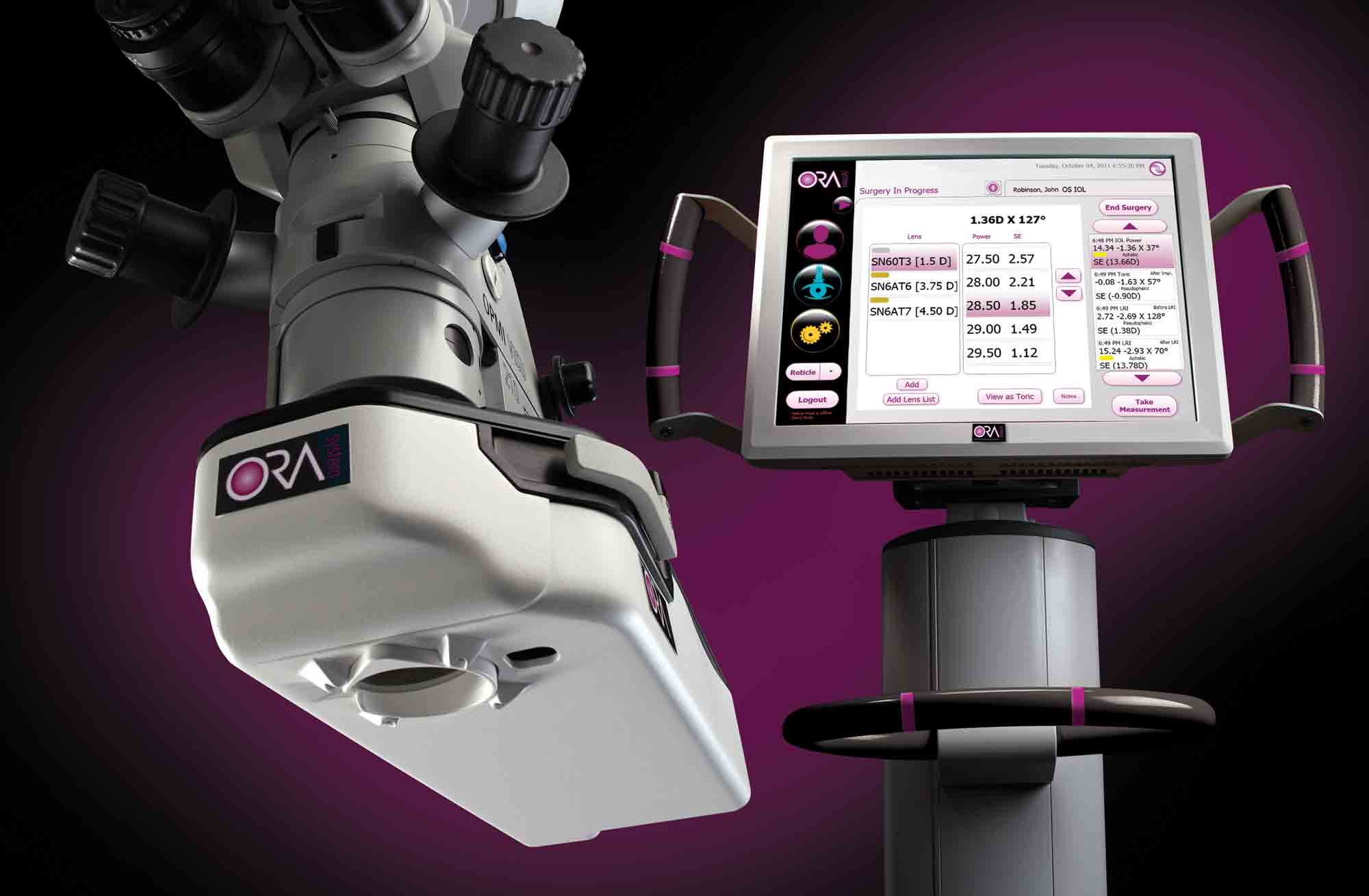 The latest LASIK surgery and eye care technology