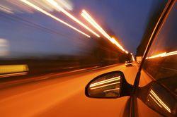 Orange County Auto Accidents and Speeding