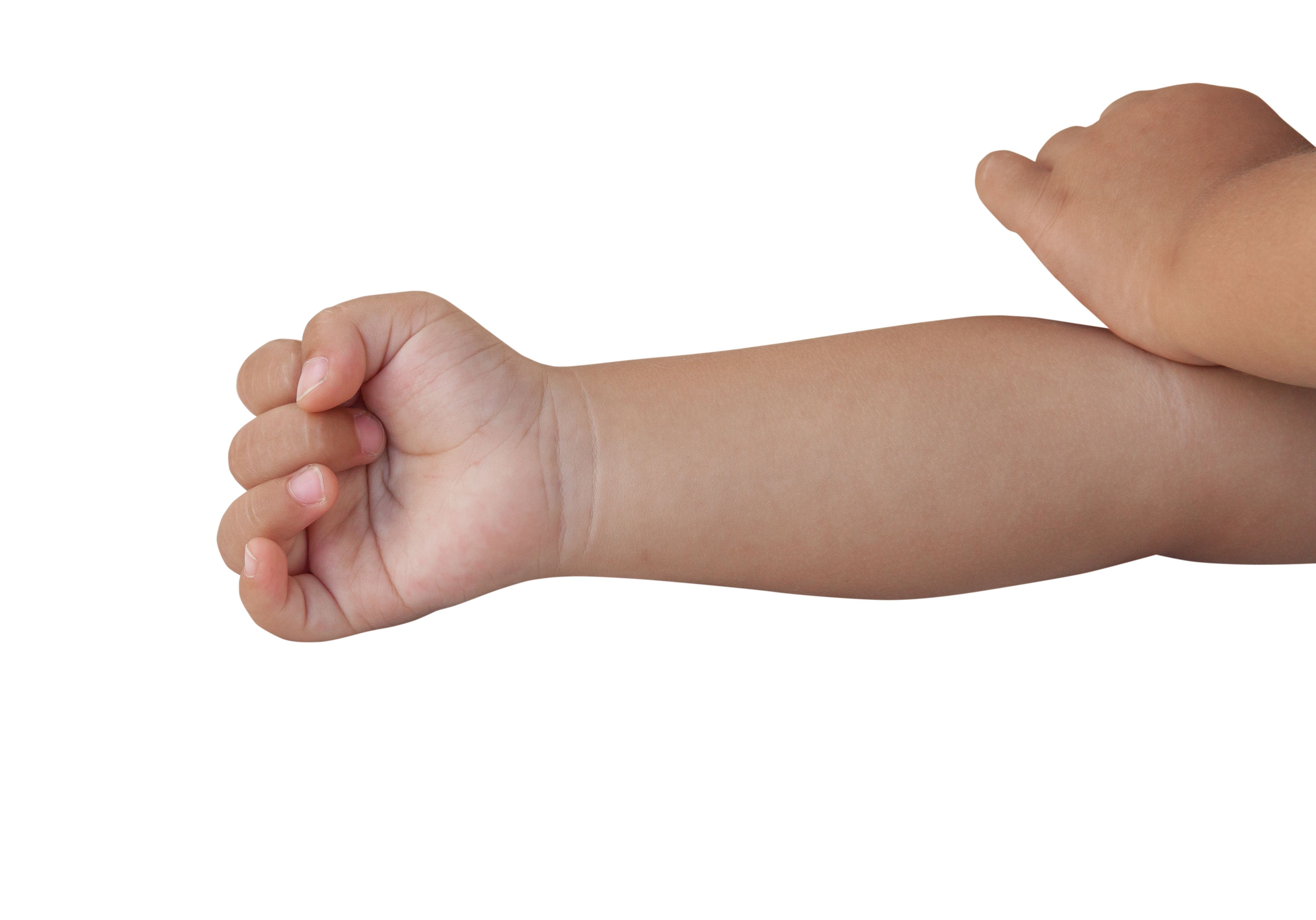 infant arms
