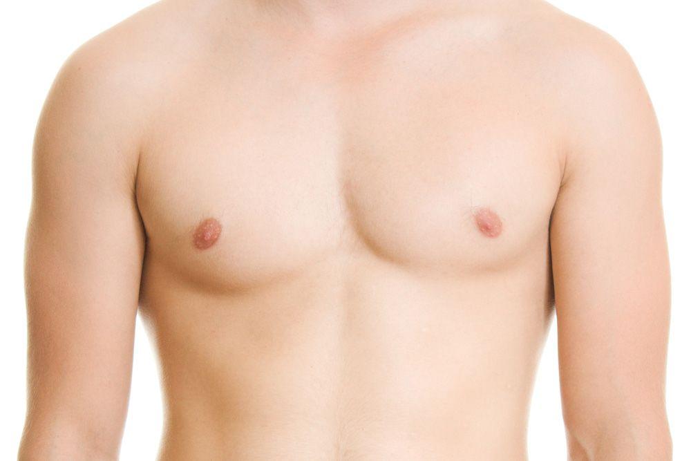 A man's chest
