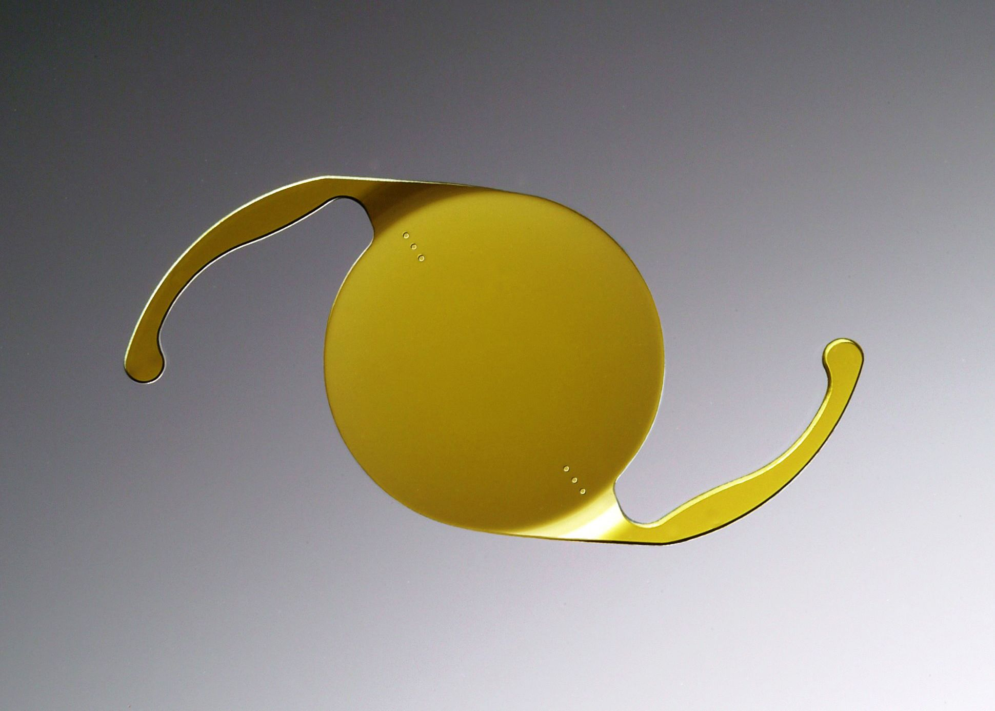 An intraocular lens (IOL)